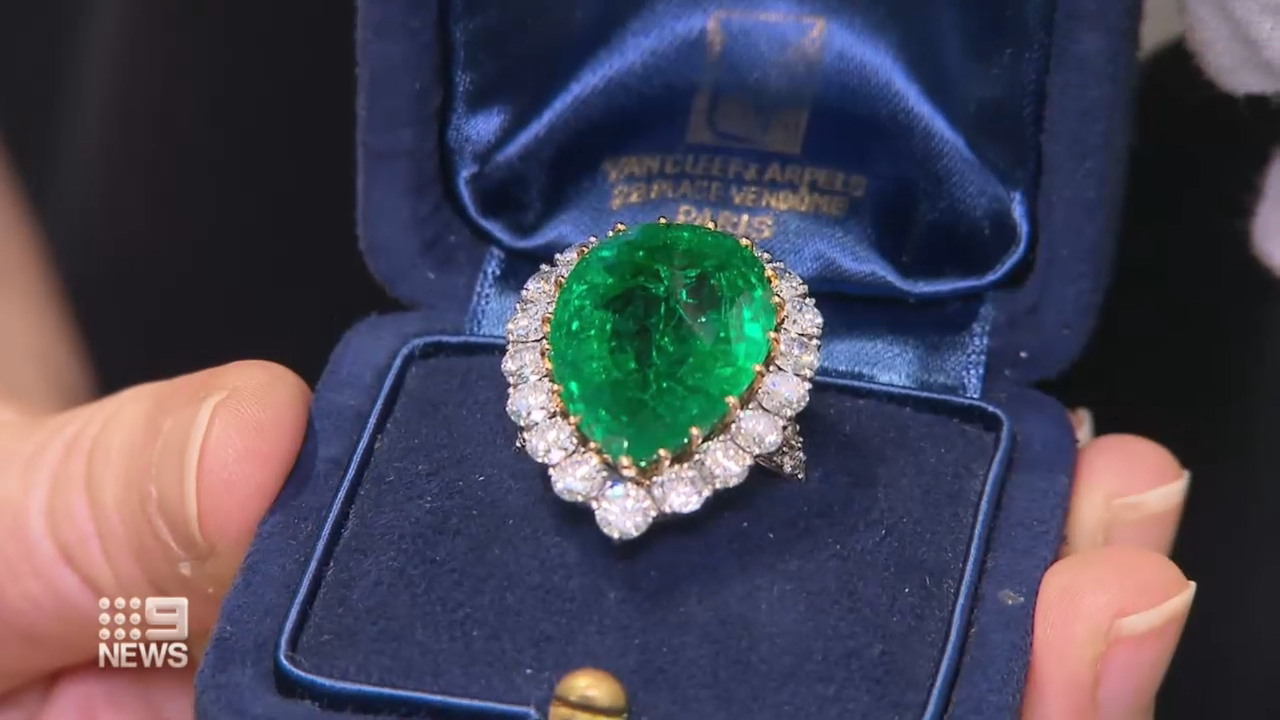 Wakil Emerald up for auction in Sydney