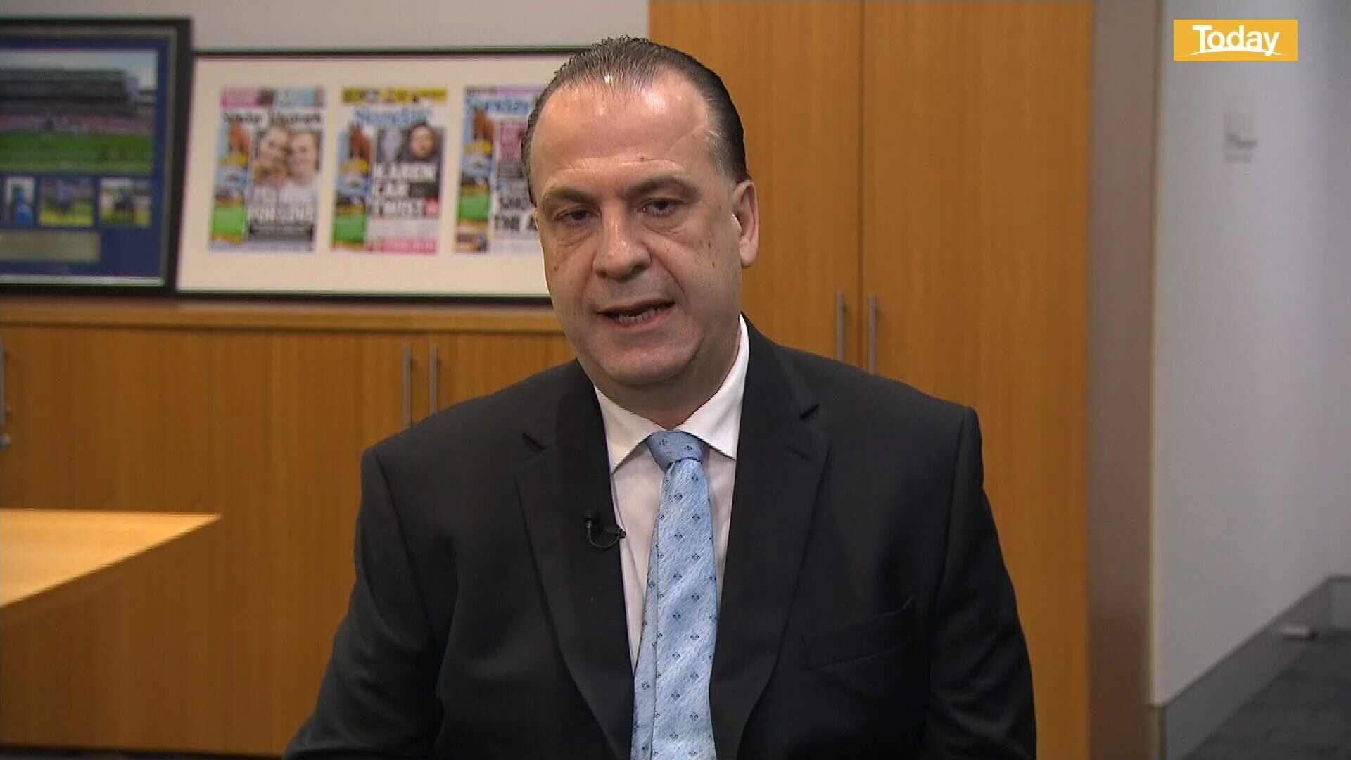 NRL video | Peter V'landys increases pressure for crowds to return
