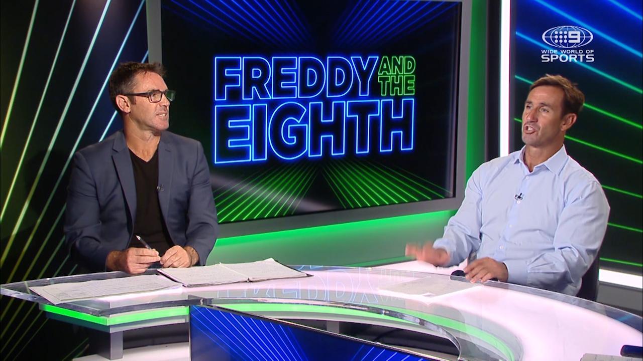 NRL video | Andrew Johns, Brad Fittler slam John Bateman over Canberra Raiders contract standoff