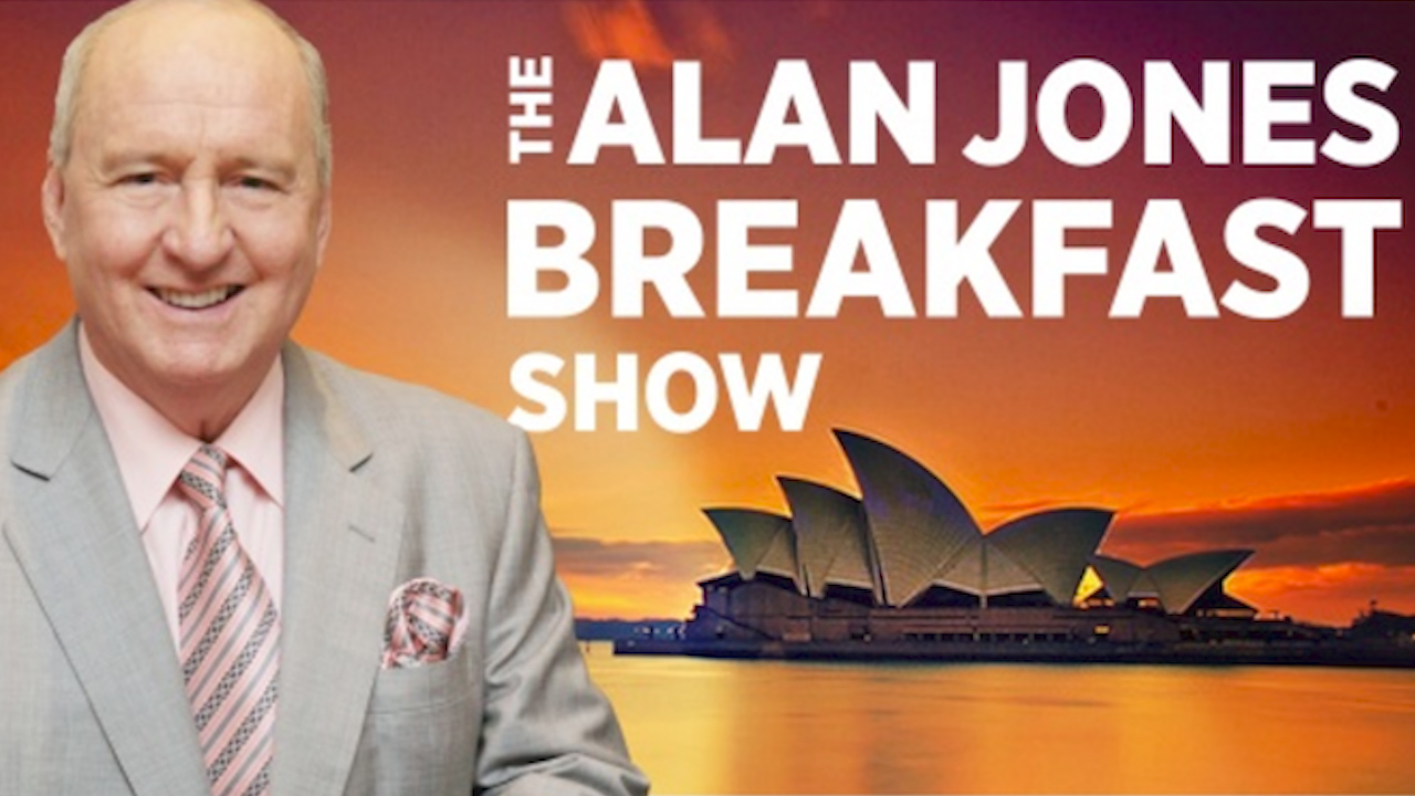 Legendary broadcaster Alan Jones shares career advice with his replacement Ben Fordham