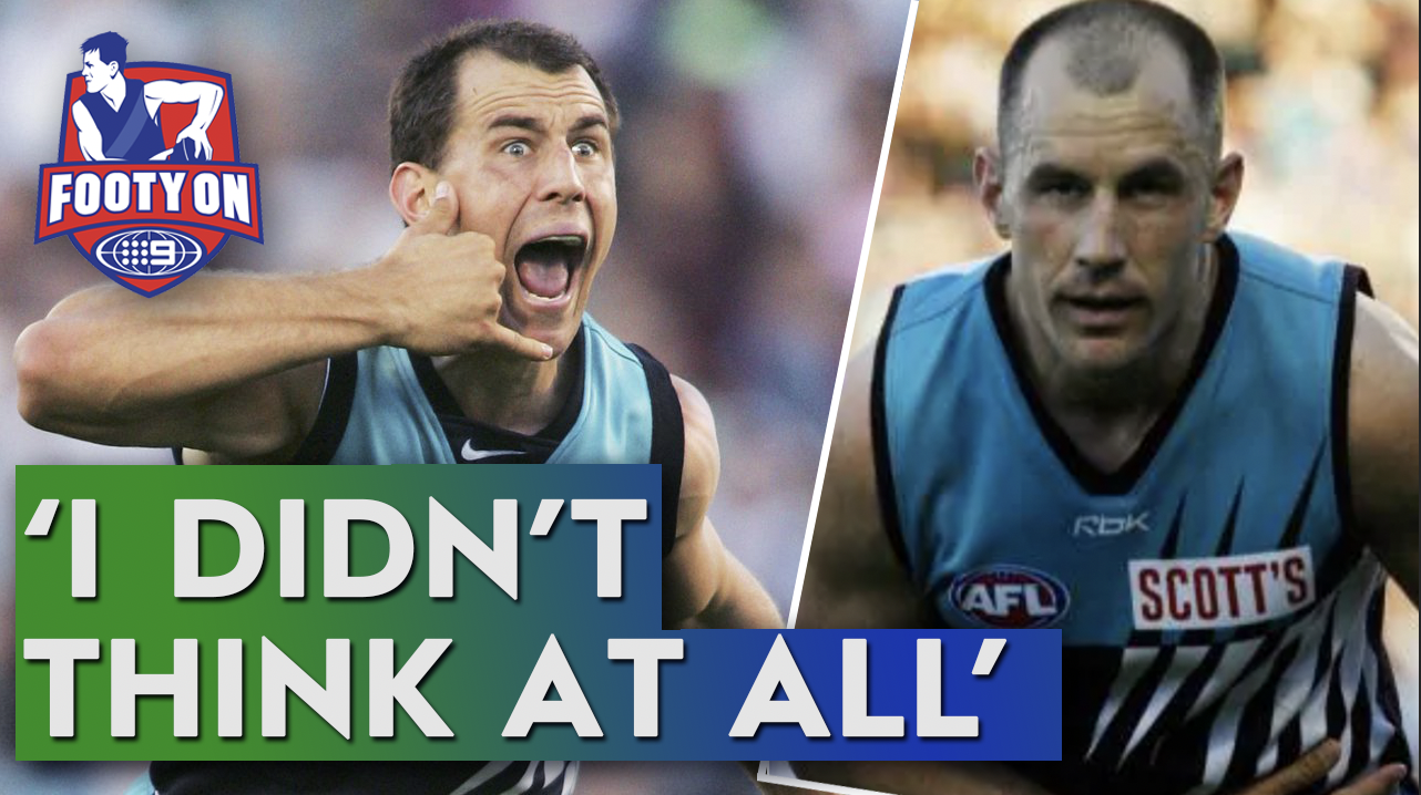 Long Story Short: Warren Tredrea and Glenn Archer reflect on controversial goal celebrations