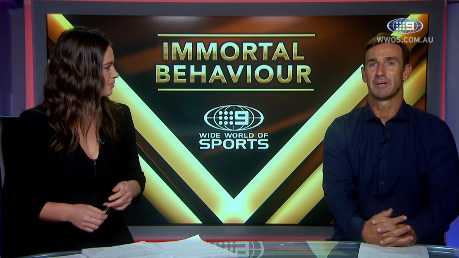 Money or an NRL Premiership: Immortal Behaviour
