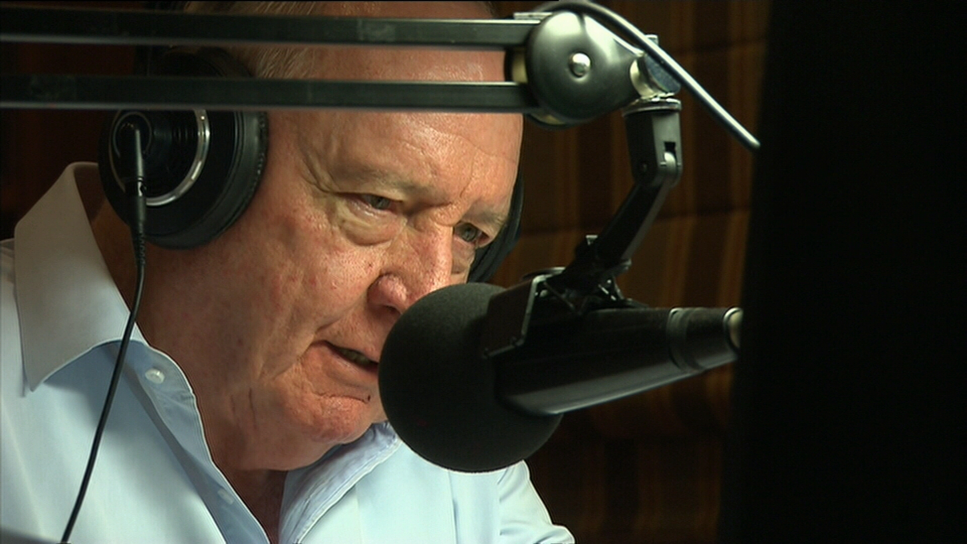 Alan Jones interviews PM on final radio show