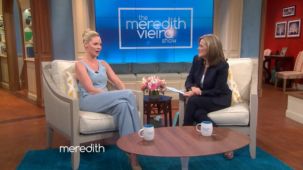 Katherine Heigl on being labelled a diva
