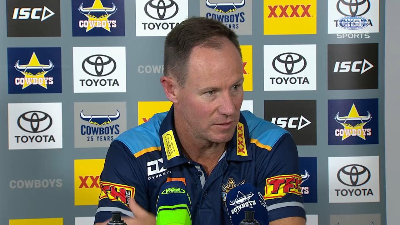 NRL Presser Round Gold Coast Titans
