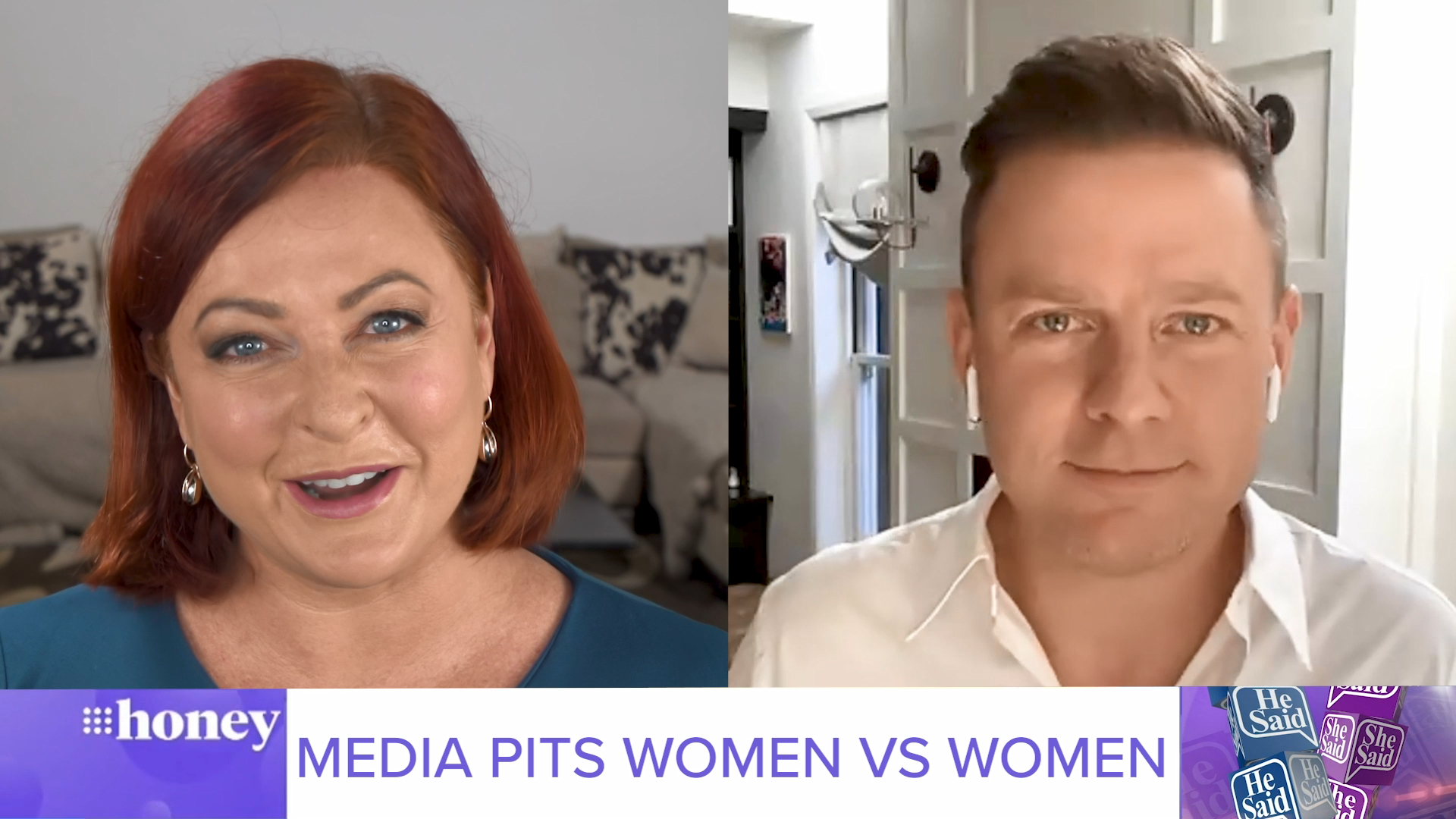 He Said, She Said: Does the media pit women against each other?