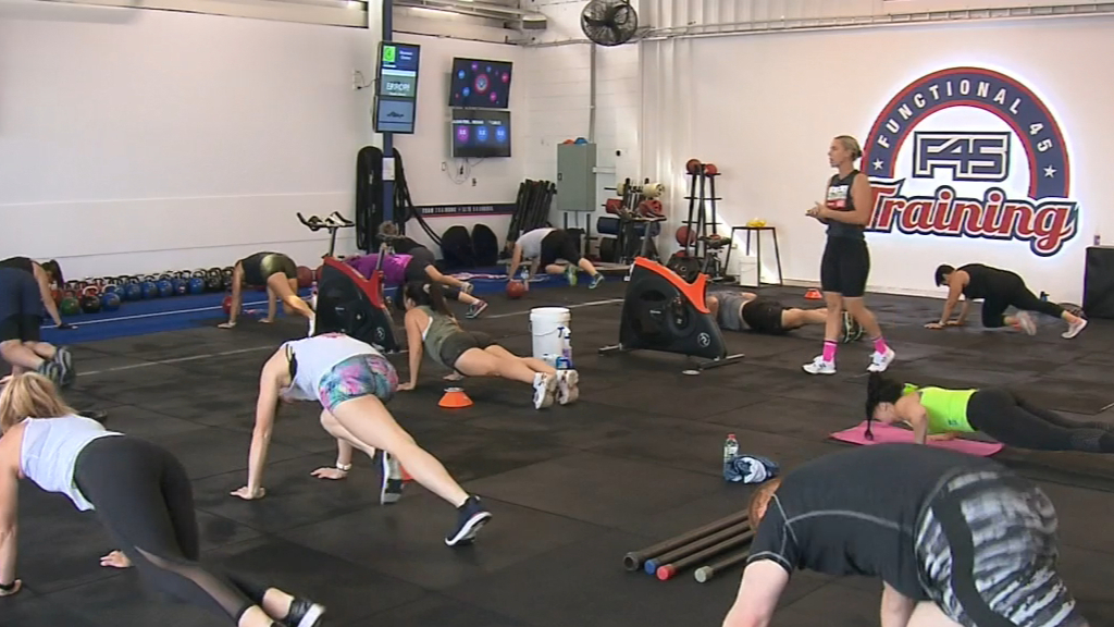 Coronavirus: Gyms and churches open in Queensland