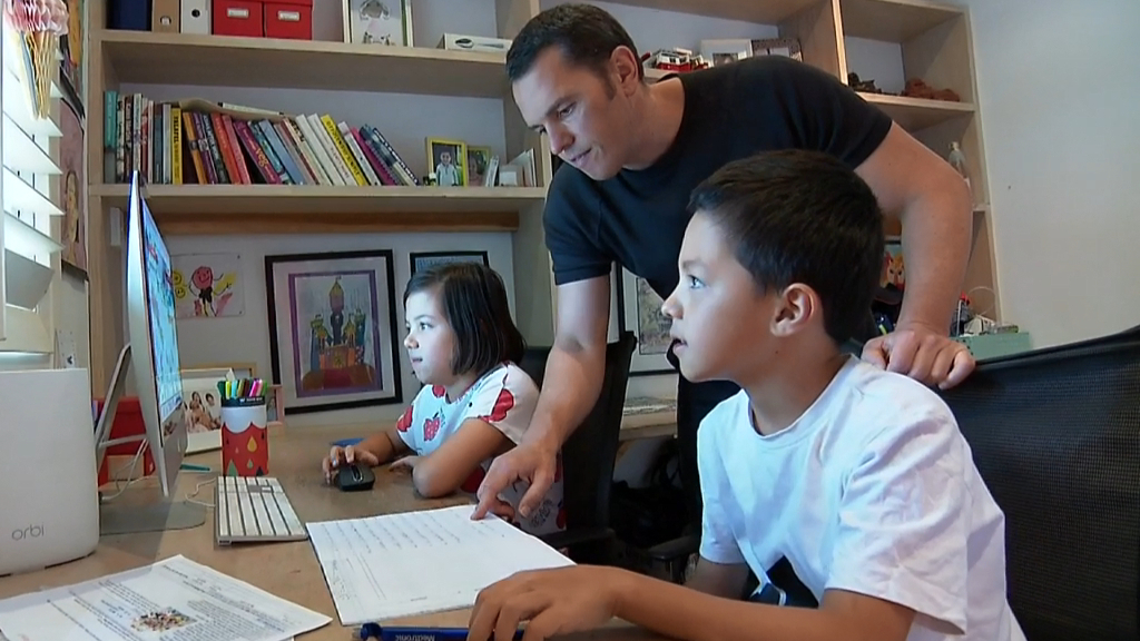 Coronavirus: Parents keen on home-schooling after pandemic
