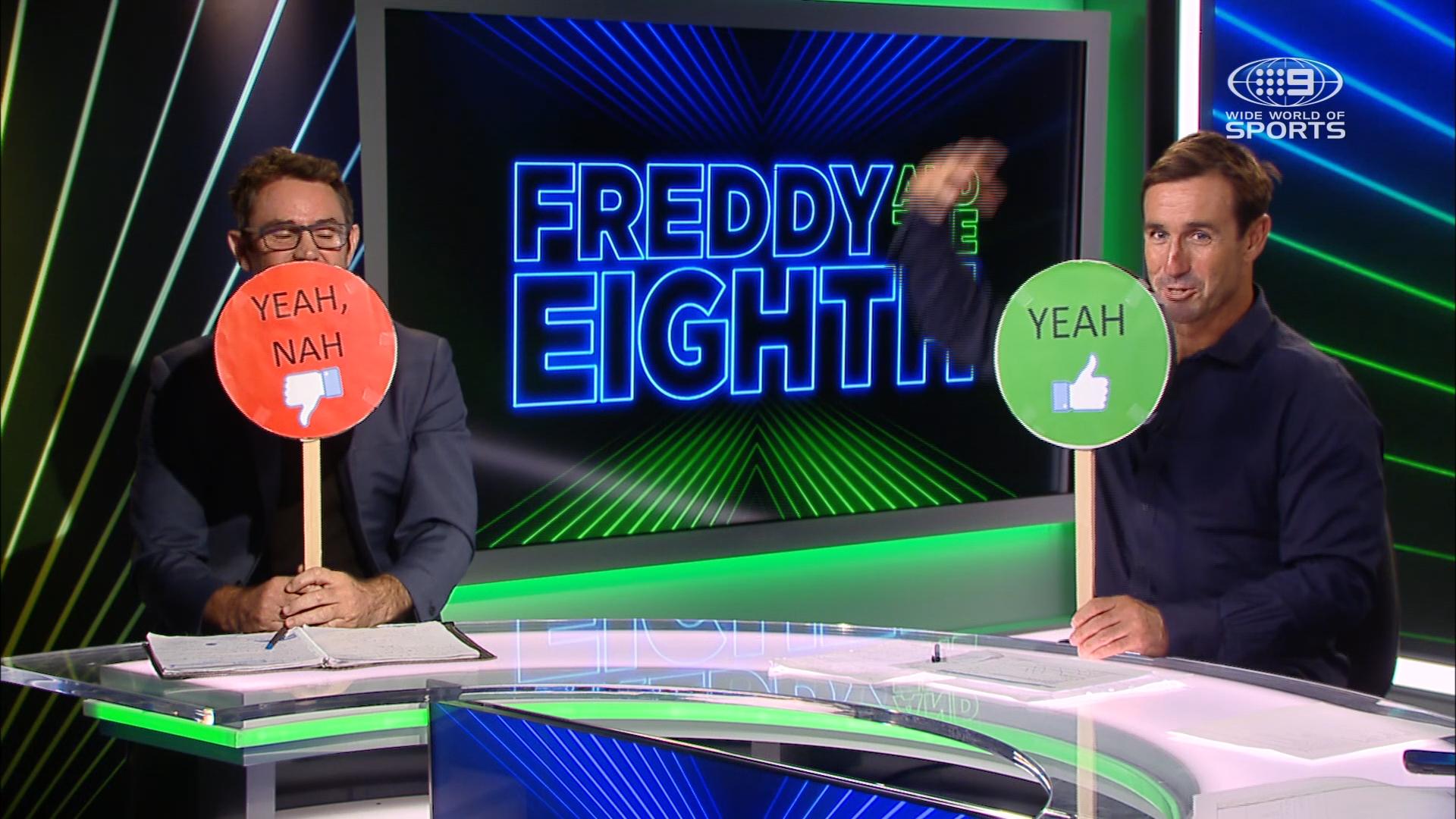 Freddy & The Eighth: Round 4