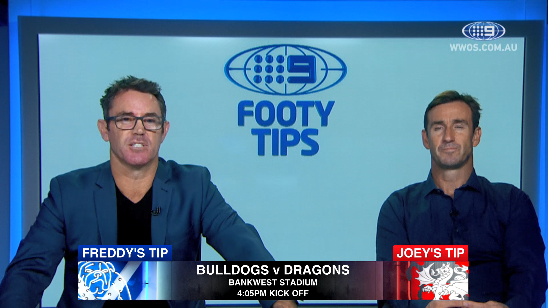 Freddy & Joey's Tips: Round 4