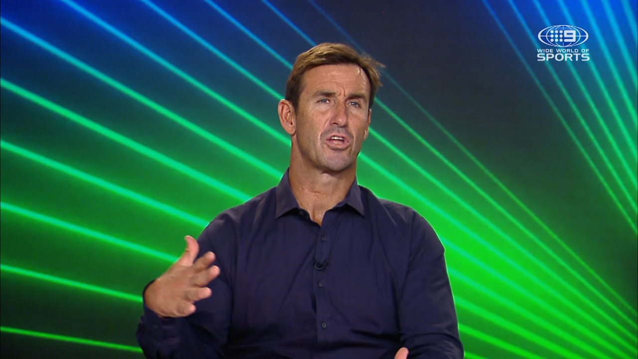 NRL video | Andrew Johns plan to blow up Dragons, with Craig Fitzgibbon as coach