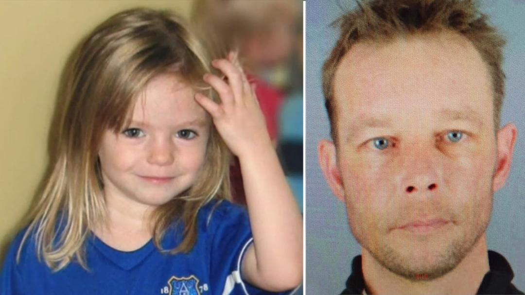 Madeline McCann suspect named