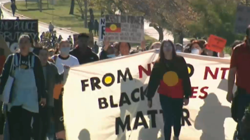 Thousands to rally in BLM protests across Australia