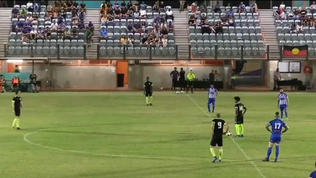 NT League resumes in front of fans