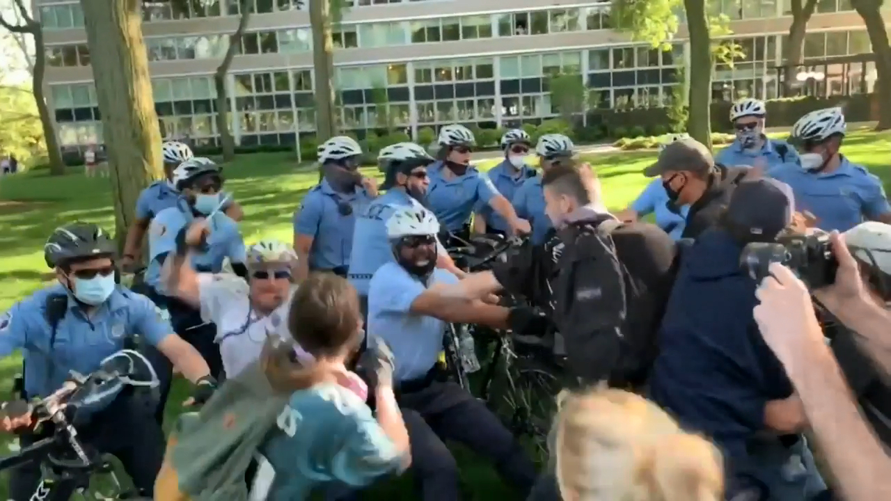 US Protests: Minneapolis moves to ban chokeholds
