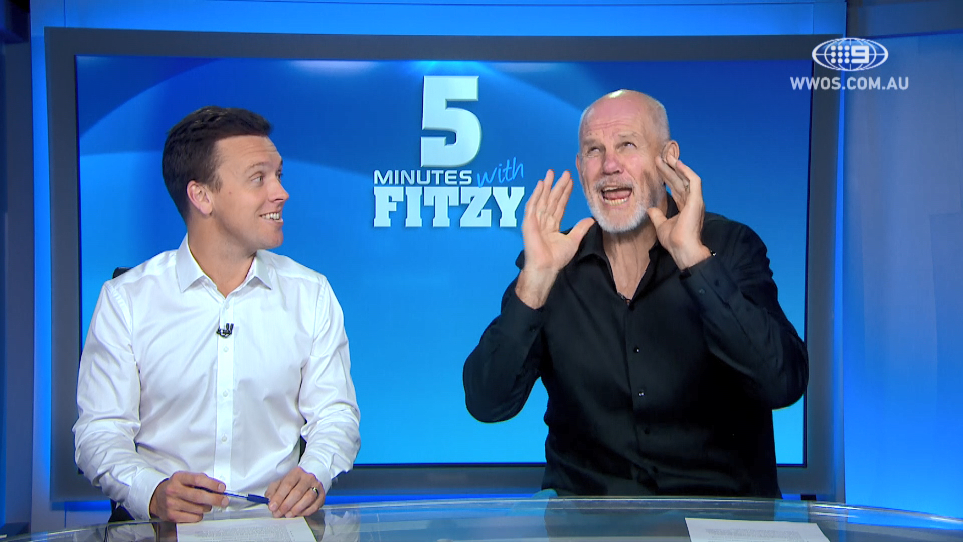 No optimism in cricket: 5 Mins with Fitzy