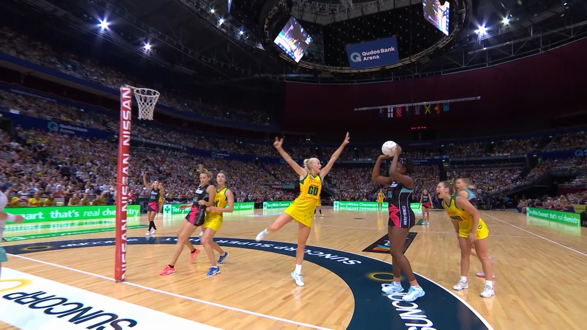 Super Netball introduces Super Shot for 2020 season