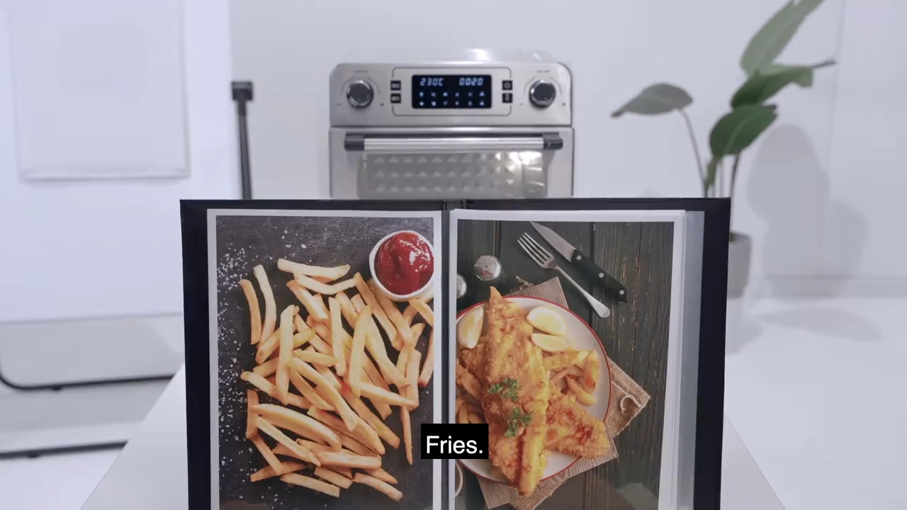 Aldi to launch air fryer oven with pizza function