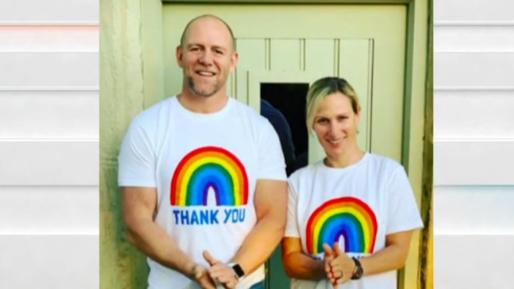 Mike Tindall reveals ninth wedding anniversary plans with Zara