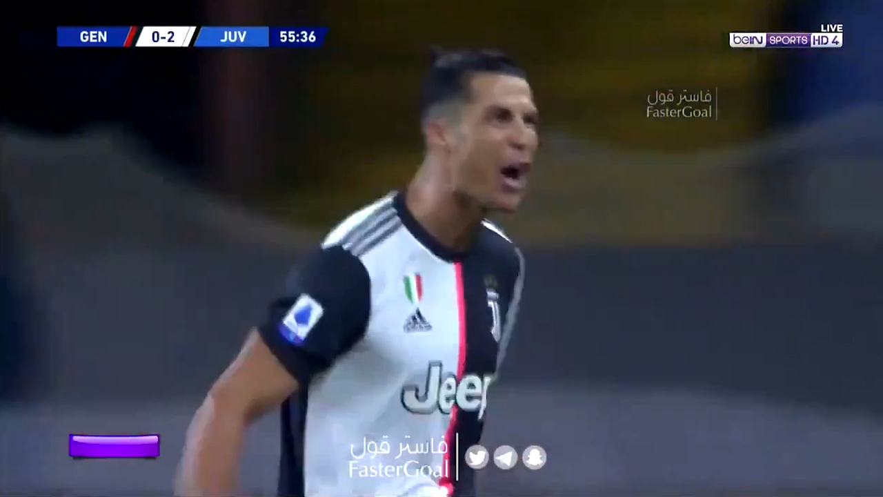 Ronaldo scores screamer