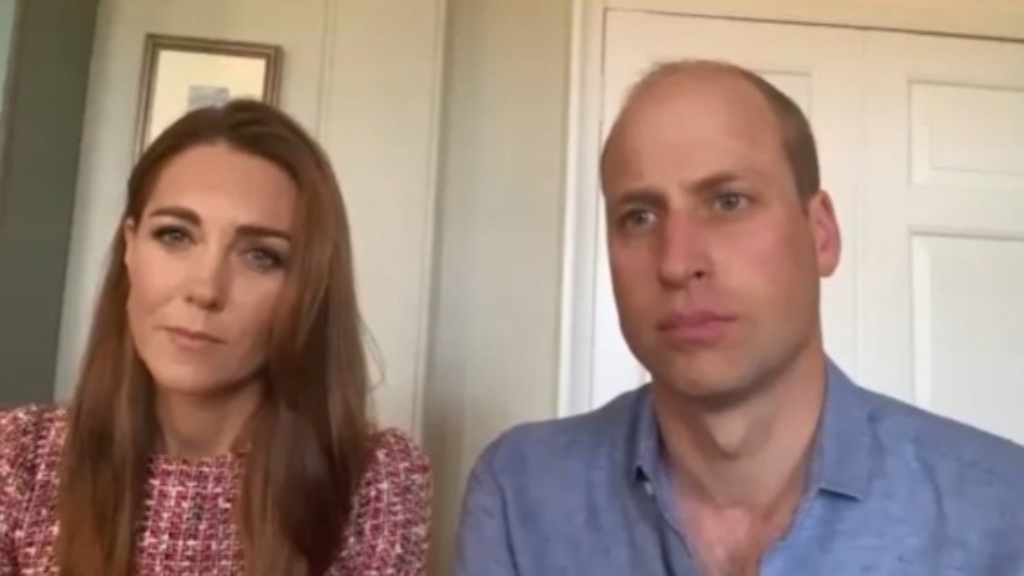 Duke and Duchess of Cambridge mark Canada Day with special video call