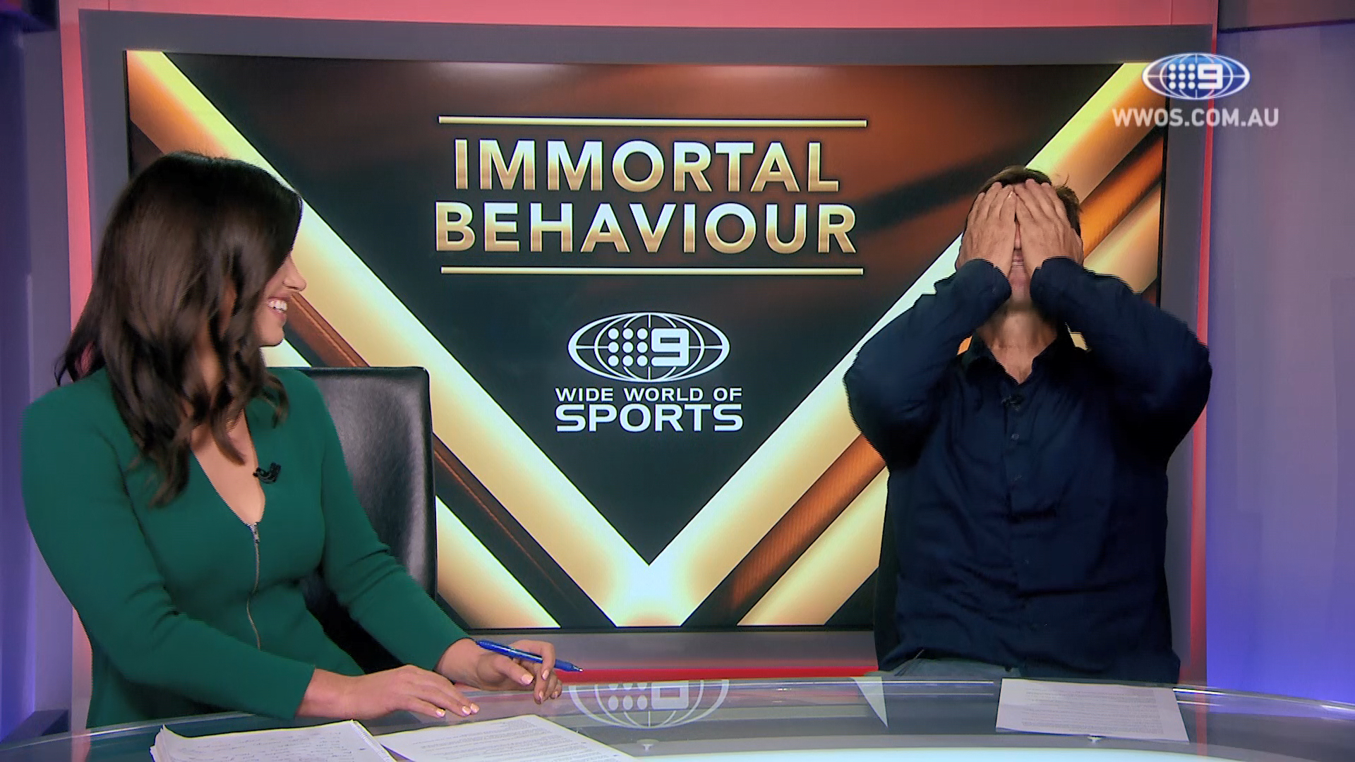 Joey's plan to fix to the player manager problem: Immortal Behaviour
