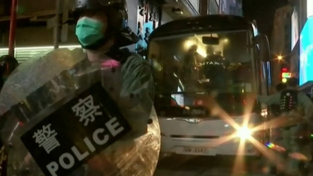 Hong Kong residents to be offered safe haven in Aus