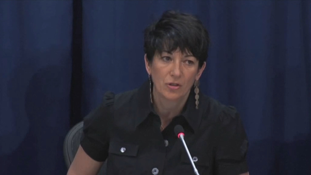 Charges laid against Ghislaine Maxwell after FBI arrest