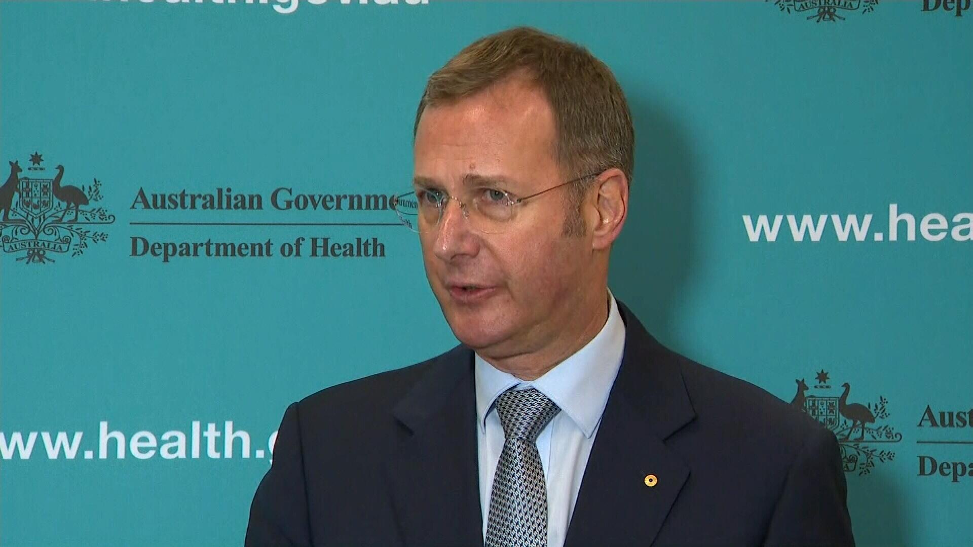 Coronavirus: All national cases recorded in Victoria