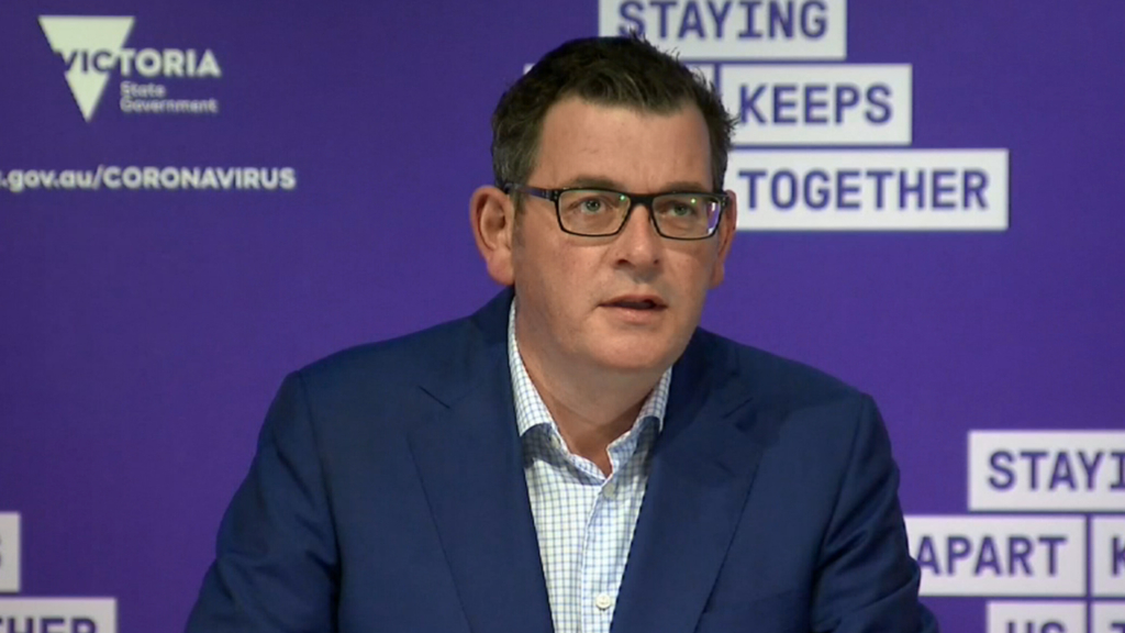 Coronavirus: Victoria Premier warns of extended lockdown
