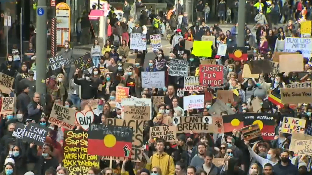 Thousands to attend Adelaide's second Black Lives Matter rally