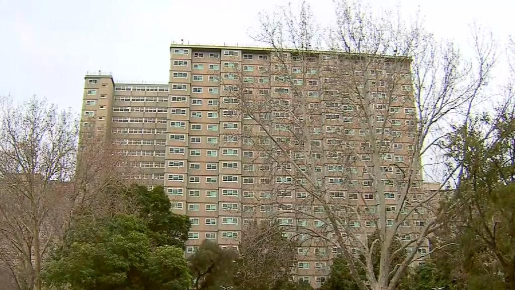 Coronavirus: Victoria public housing towers lockdown