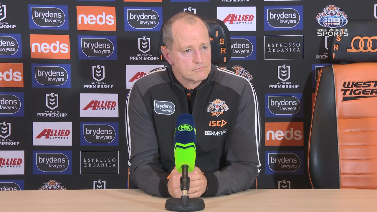 Tigers v Panthers Round 8: Presser - Michael Maguire