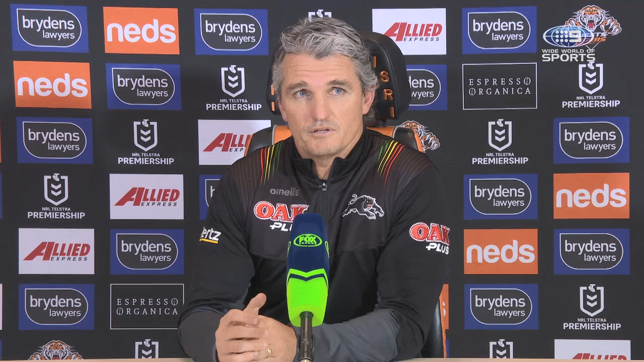 Tigers v Panthers Round 8: Presser - Ivan Cleary