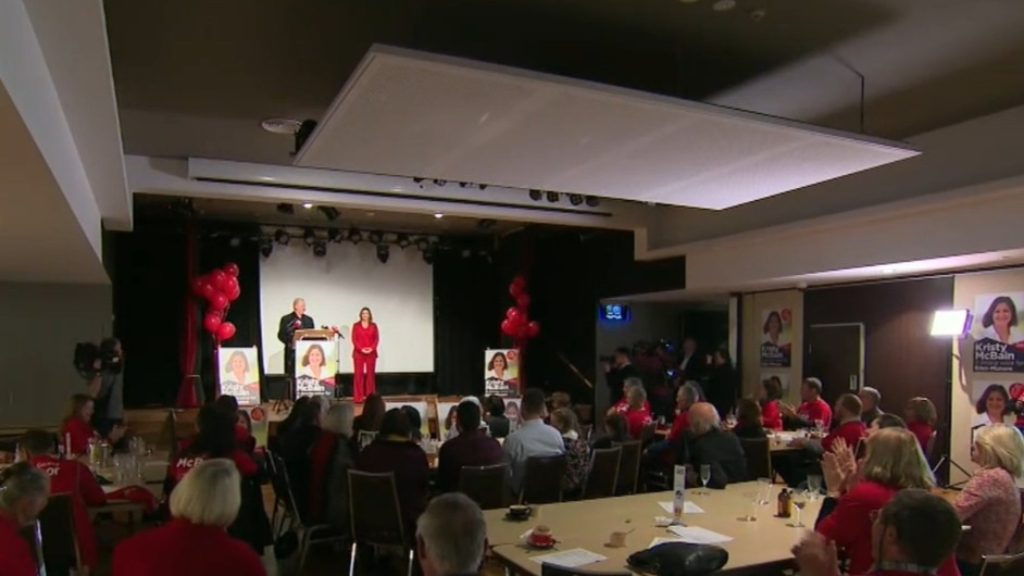 Labor narrowly hold on to seat of Eden Monaro
