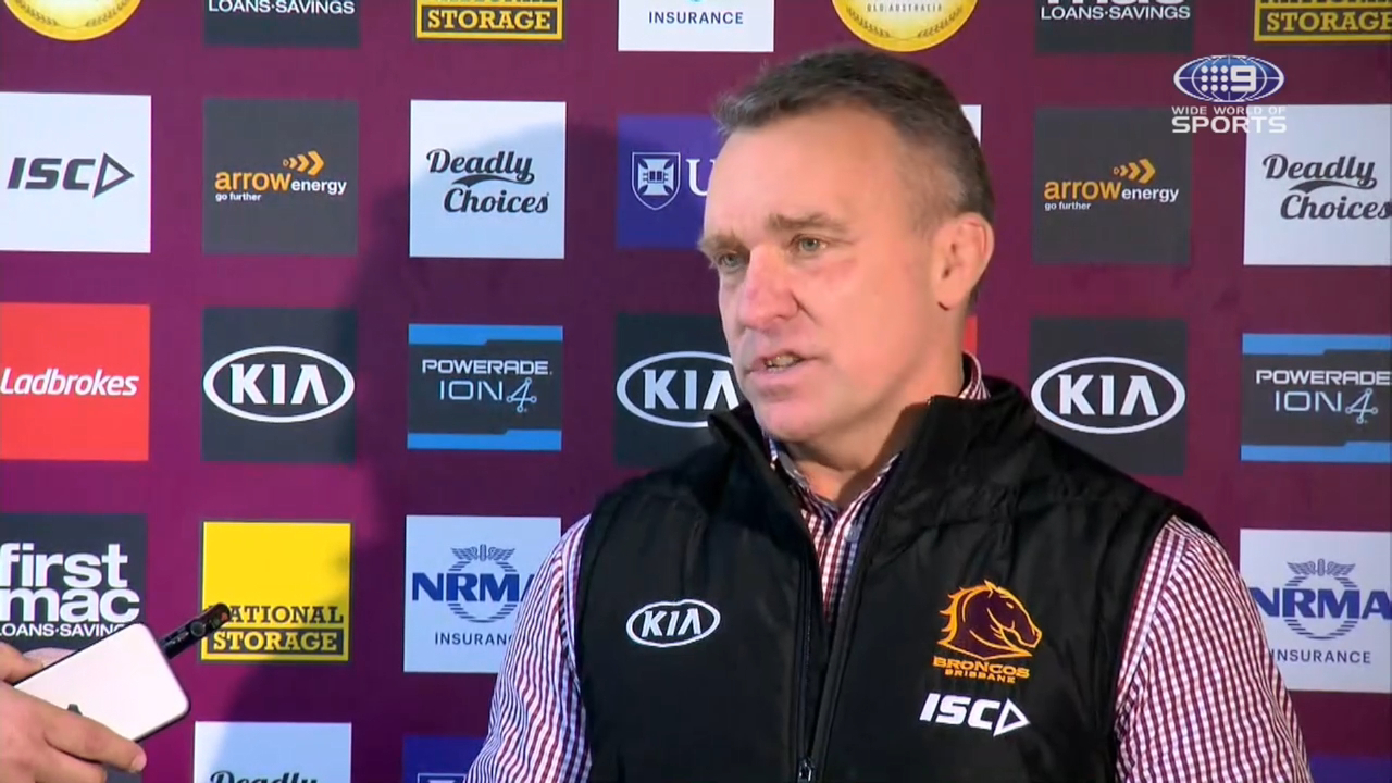 CEO backs Broncos coach Seibold