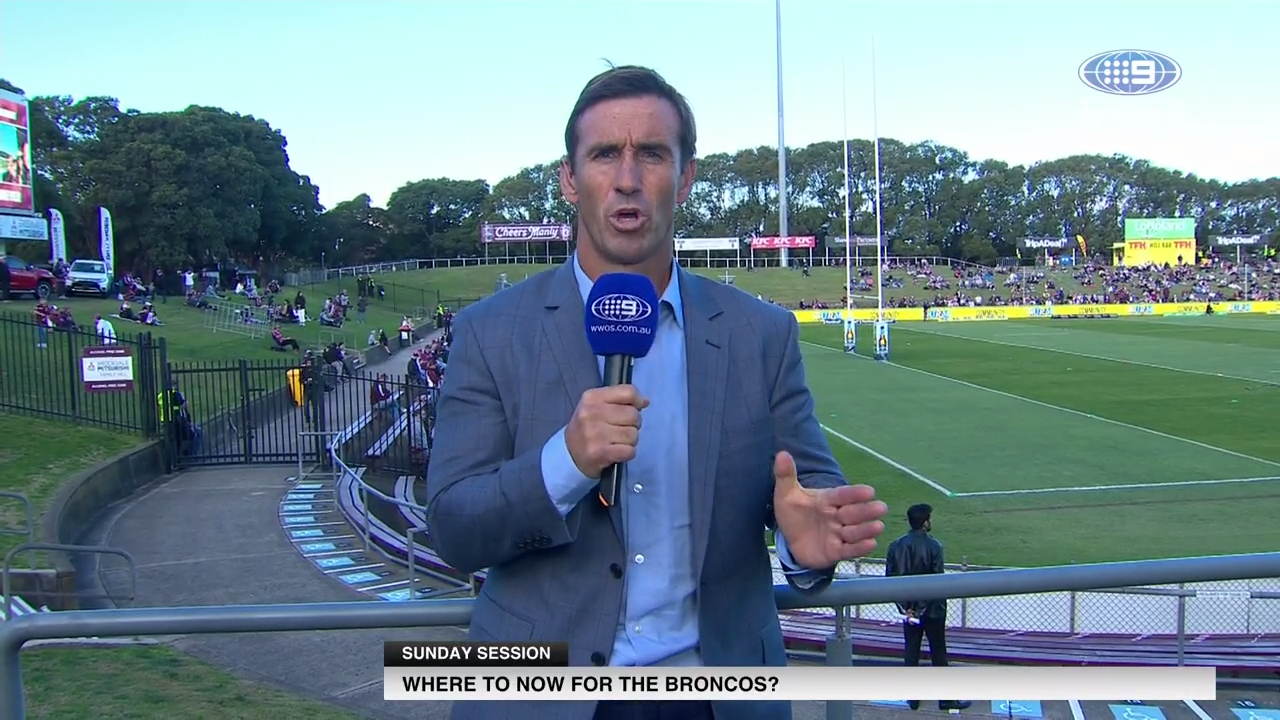 'Shambles': Joey dissects Broncos' woes