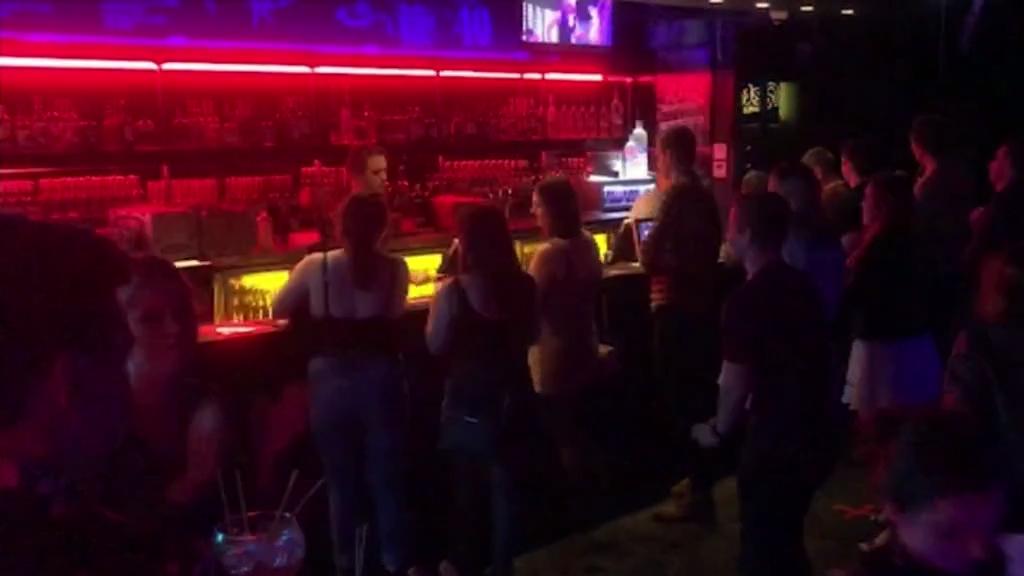 Coronavirus: Revellers pictured dancing at Queensland nightclubs