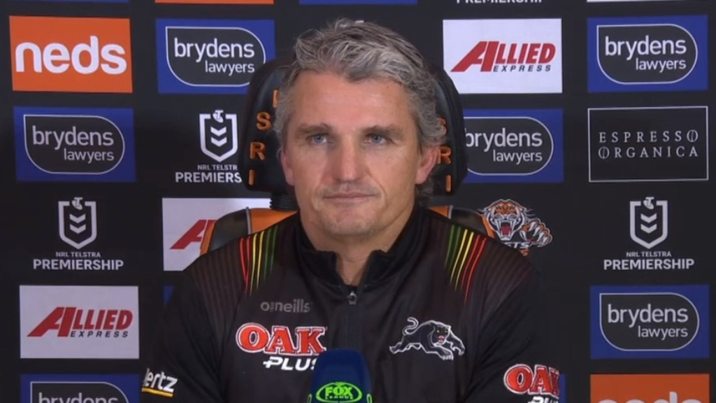 Cleary explains why he was blowing kisses to Tigers fans