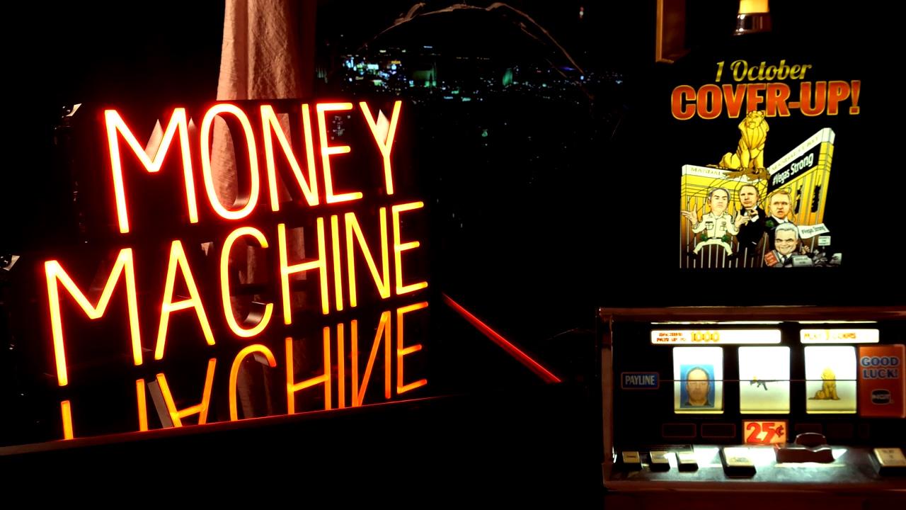 Money Machine trailer