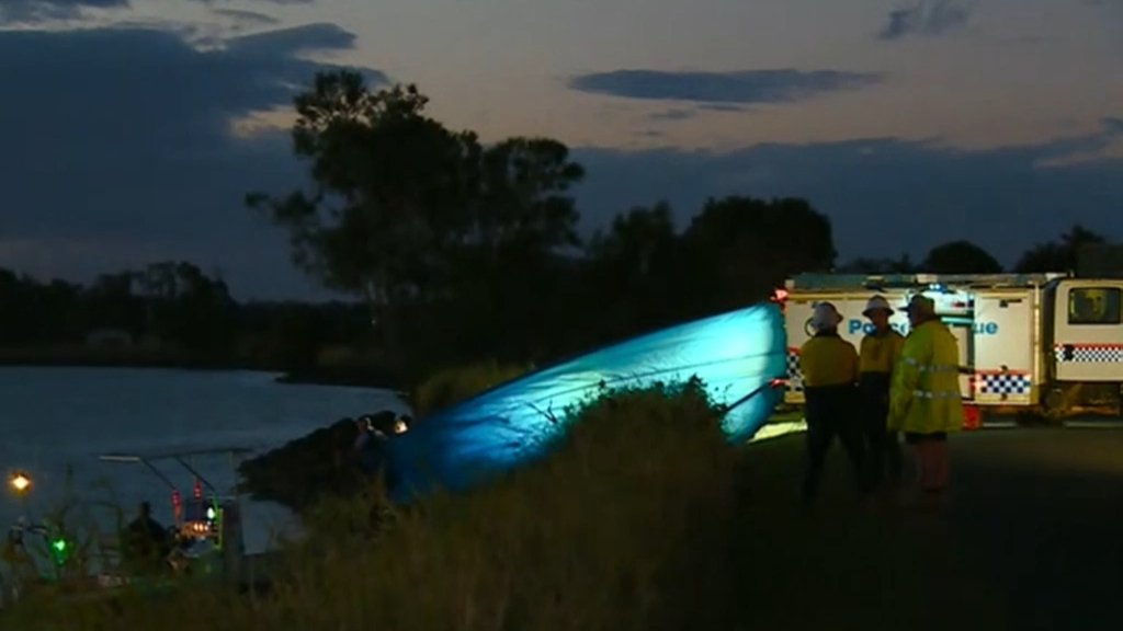 Driver dies after car crashes into South Ballina river