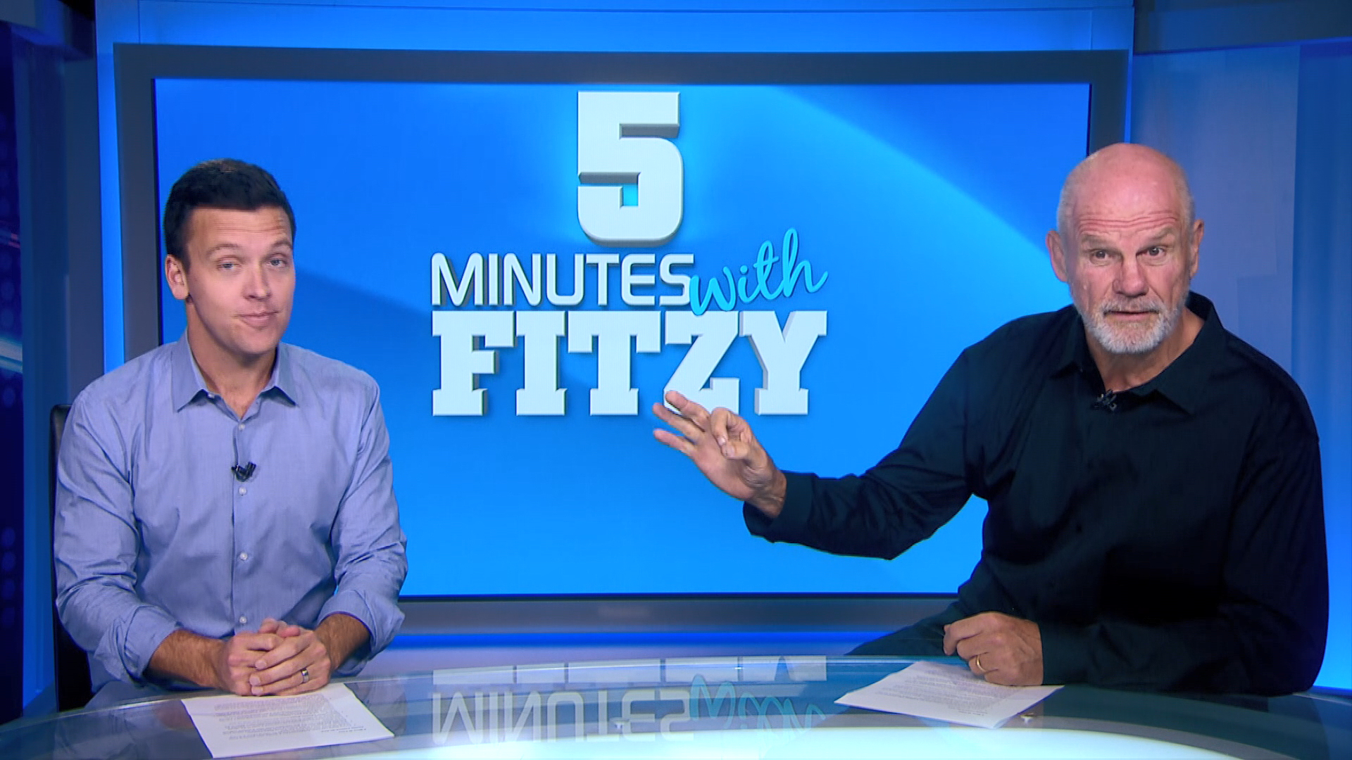 Fitzy comes down hard on Addin Fonua-Blake's excuses: 5 Mins with Fitzy
