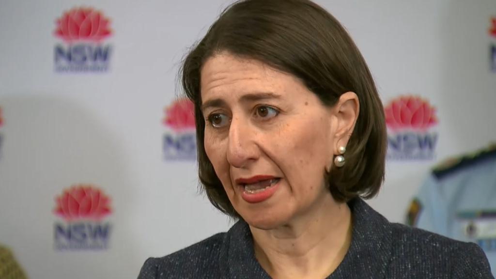 Coronavirus: NSW Premier issues strong warning