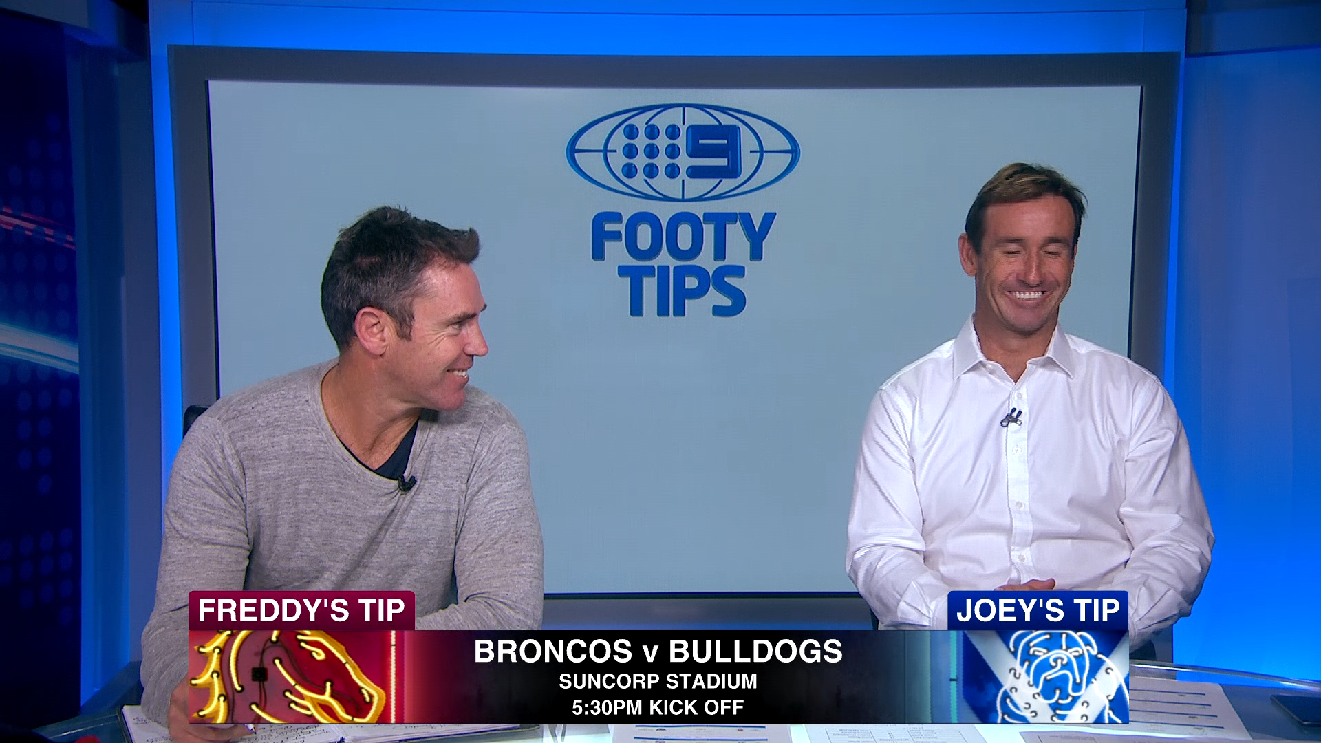 Freddy & Joey's Tips: Round 9