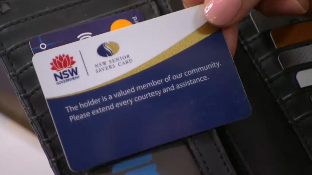 Senior Card discounts available at thousands of businesses
