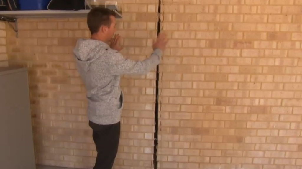 Perth family's dream home turns to nightmare