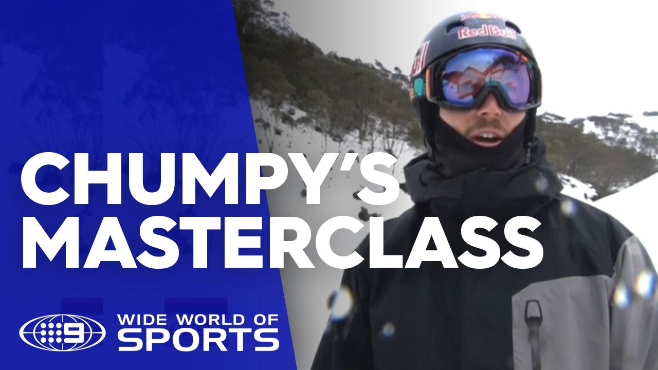 Alex 'Chumpy' Pullin's snowboarding masterclass