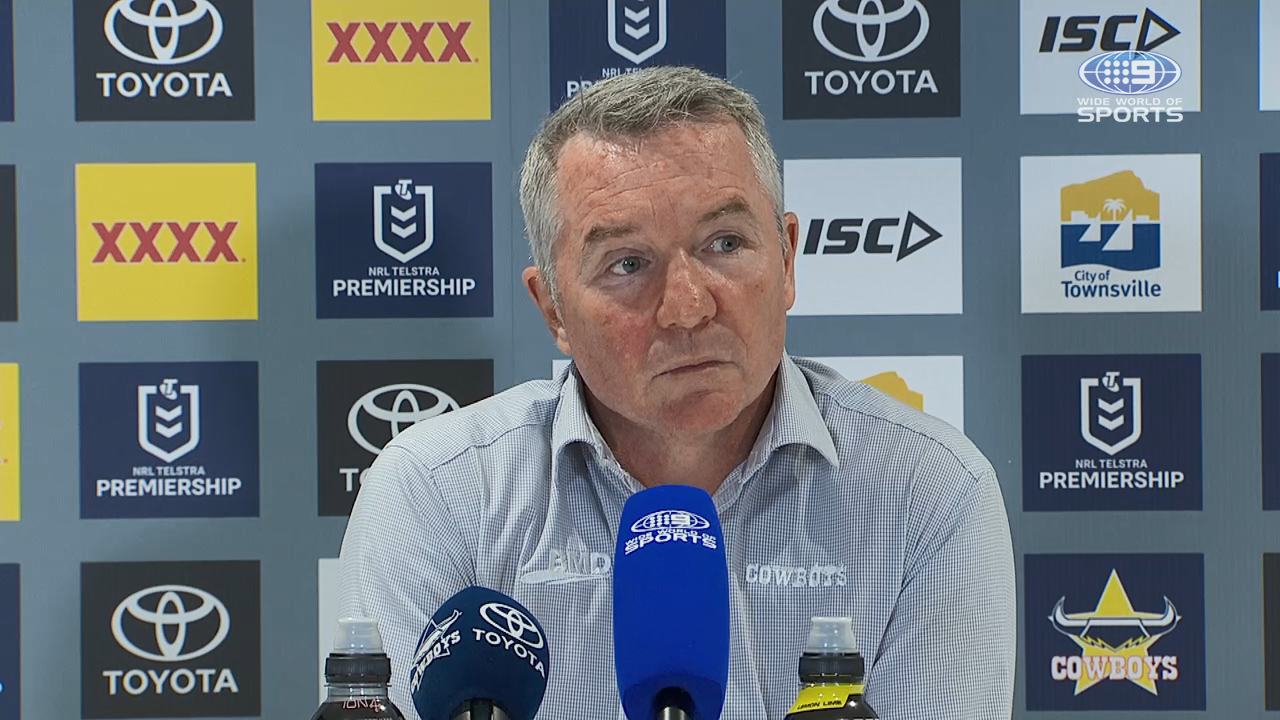 Cowboys v Roosters Round 9: Presser - Paul Green