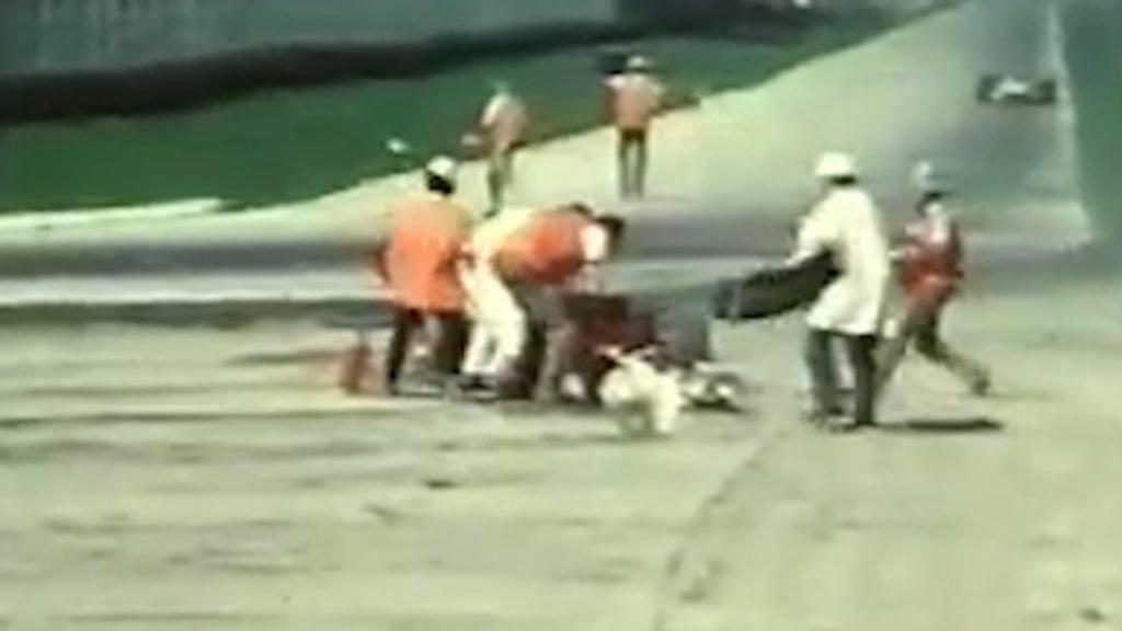 Jochen Rindt's fatal crash