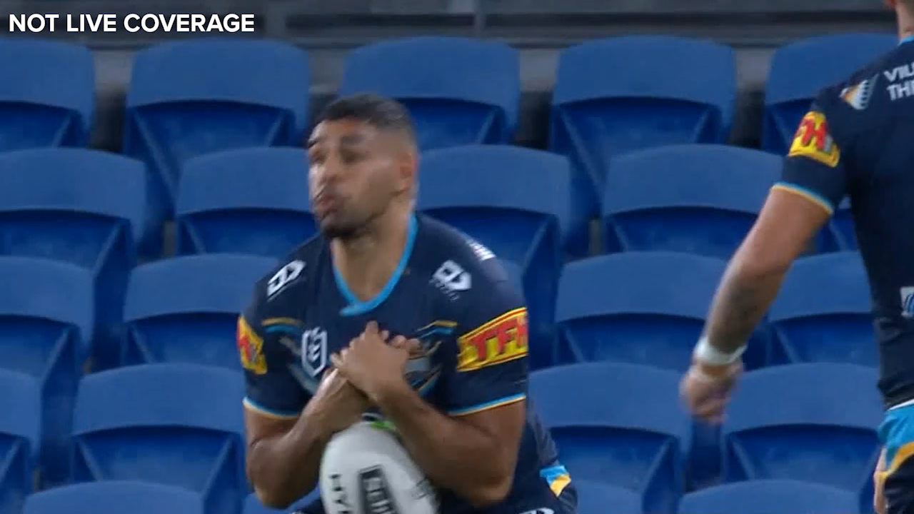 Rookie's disaster first touch